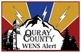 Ouray WENS logo Opens in new window
